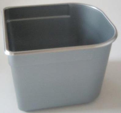Bac 1/2 vitrine 2,45 litres